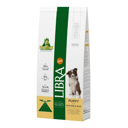 Libra Puppy Chicken 15kg