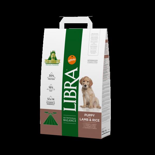 Libra Puppy Lamb 15kg