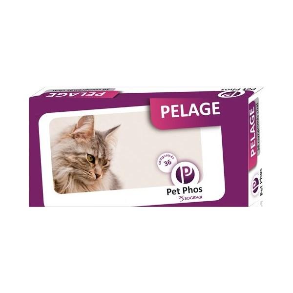 Pet-Phos feline Special pelage N36