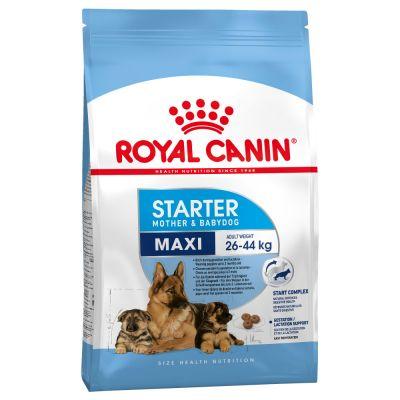 Šunų maistas Royal Canin Maxi Starter 15kg.