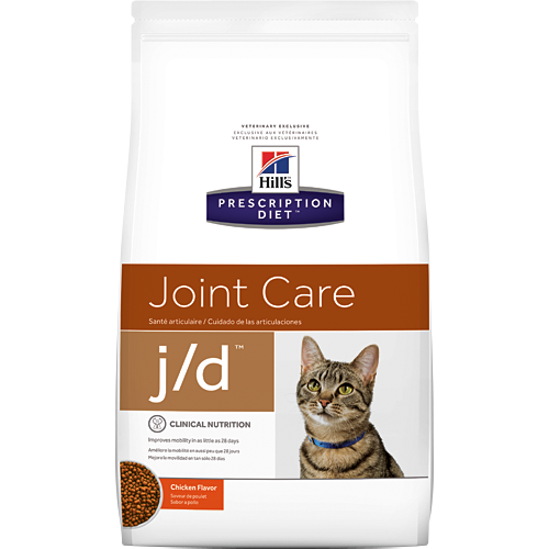 Hills Prescription Diet Feline j/d 2kg.
