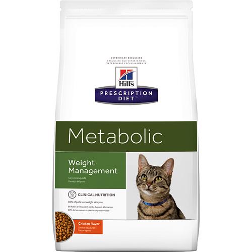 Hills Prescription Diet Feline Metabolic 4kg.