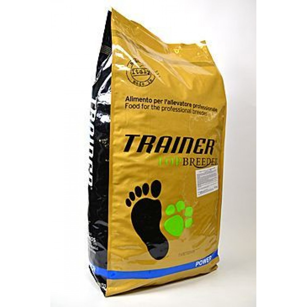 TRAINER TOP BREEDER Power Puppy Medium/Maxi 15kg