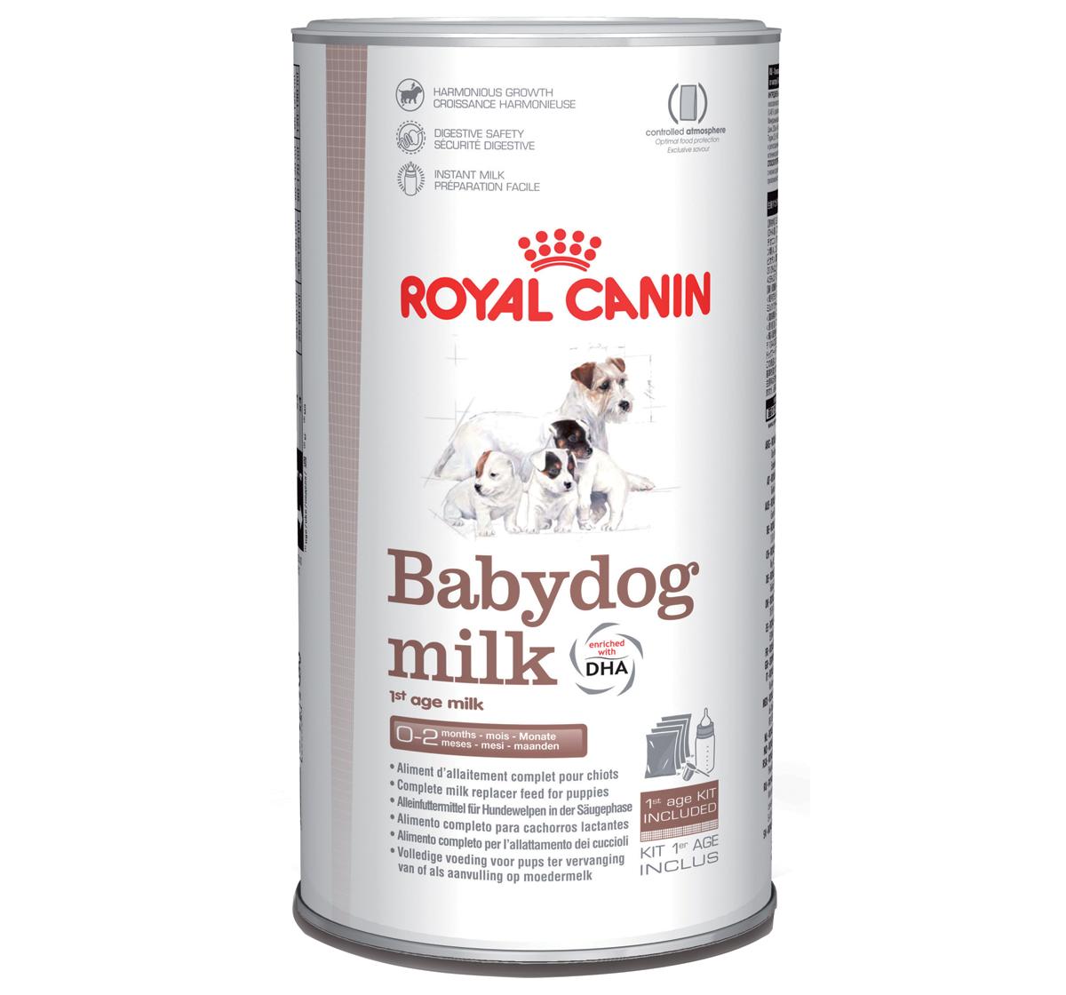Royal Canin Babydog milk 0,4kg.