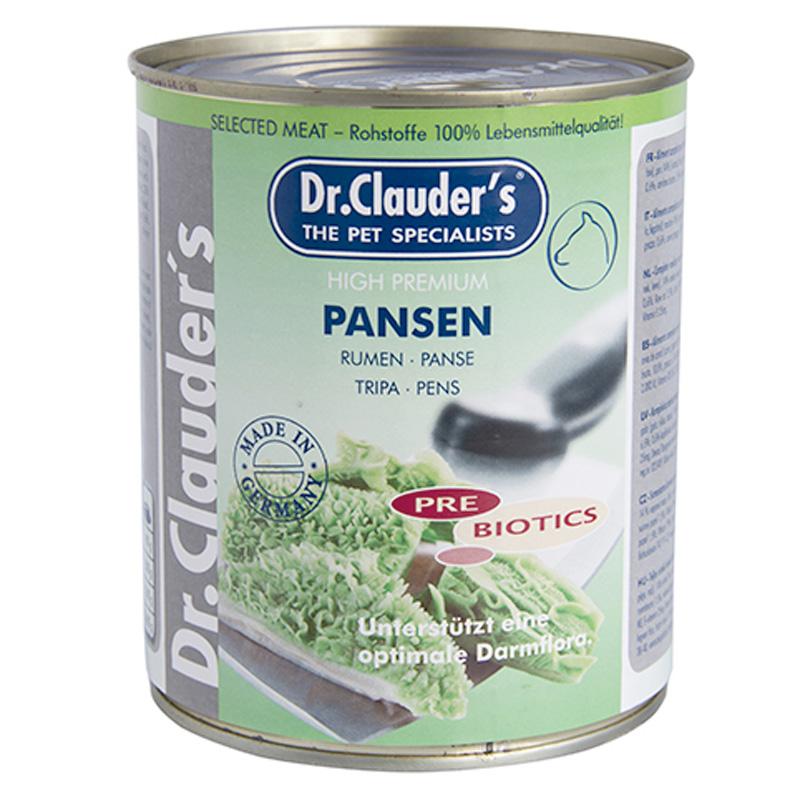 Dr. Clauders Pansen kons. su jaučio prieskrandžiu 800g