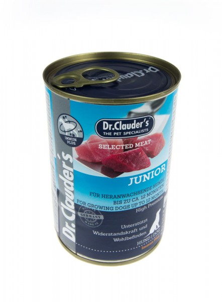 Dr. Clauders Junior kons.  800 g