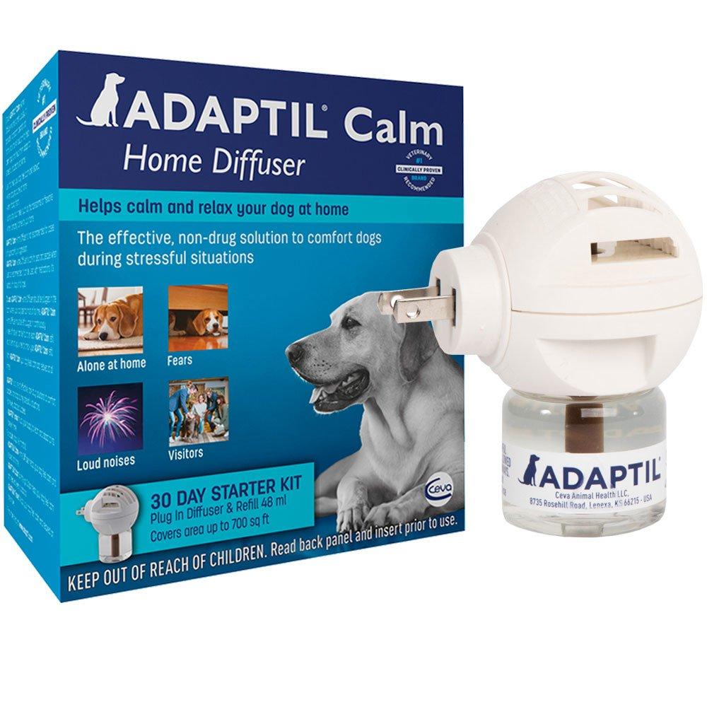 ADAPTIL®, sklaidytuvas ir feromonai šunims