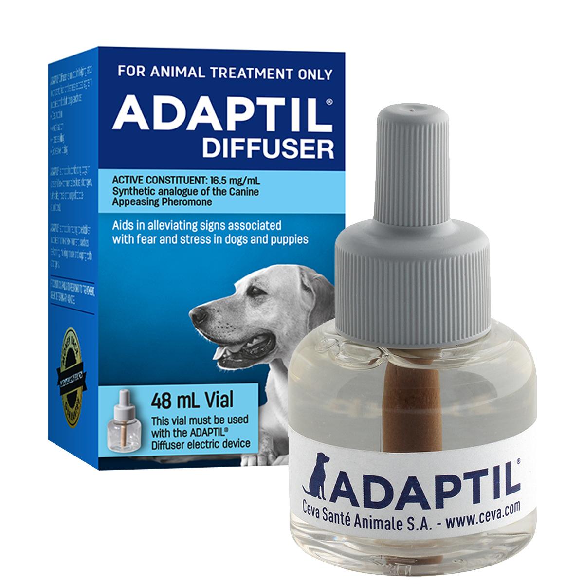 ADAPTIL®, feromonai šunims. Papildymas 48ml