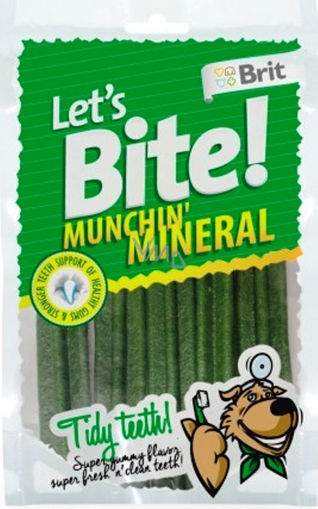 Brit Care Lets Bite Munchin Mineral 105gr.