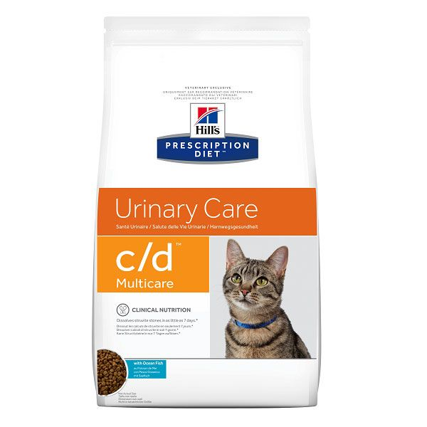 Hills Prescription Diet Feline c/d Ocean Fish 5kg