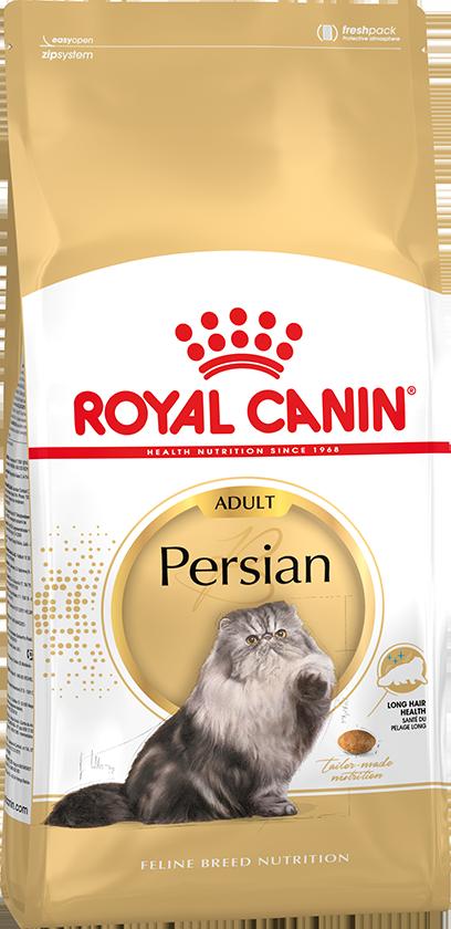 Kačių maistas Royal Canin Persian Adult 10kg.