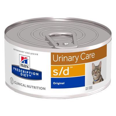 Hills Prescription Diet Feline s/d konservai 156gr
