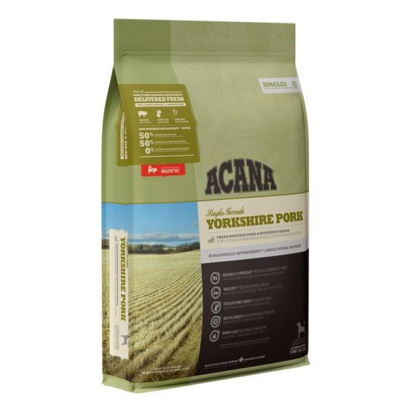 Begrūdis šunų maistas Acana Yorkshire Pork 11,4kg