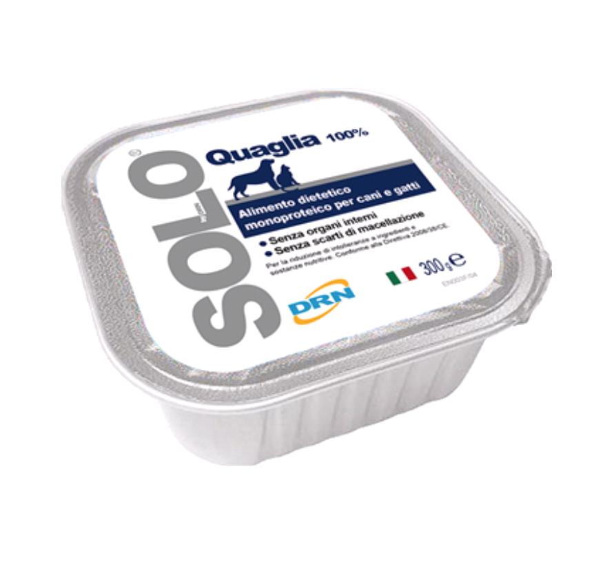 DRN SOLO®Quaglia konservai 100gr
