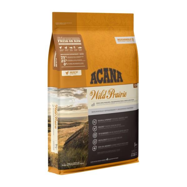 Kačių maistas ACANA Wild Prairie Cat 5,4kg.