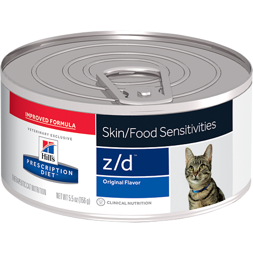 Hills Prescription Diet z/d Feline 156 g