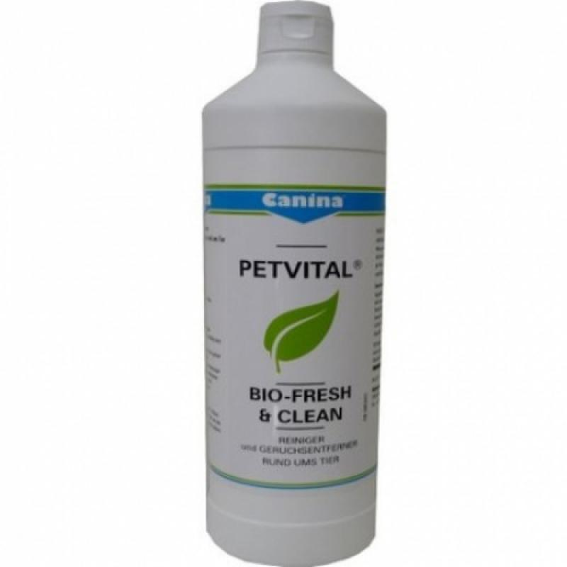 CANINA Petvital Bio Fresh&Clean koncentratas 1000ml
