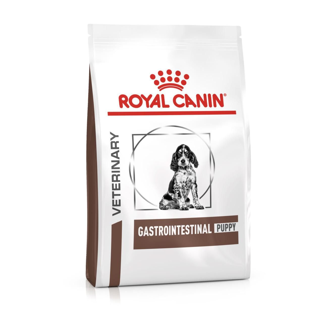 Royal Canin Gastro Intestinal  junior 2,5 kg.