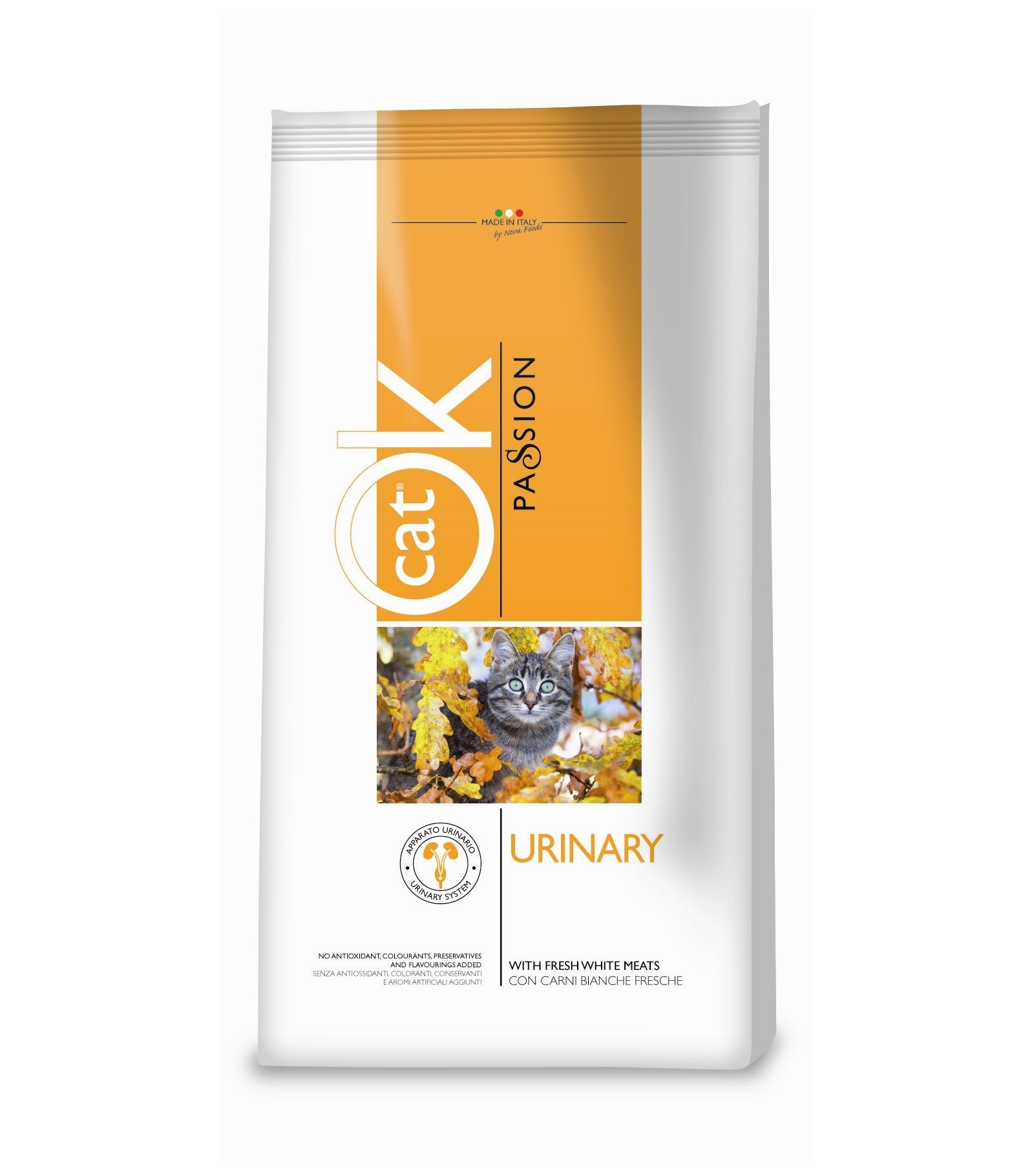 OK Cat Passion Cat Urinary 12,5kg