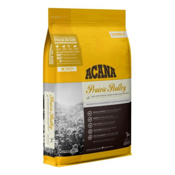 Šunų maistas Acana Prairie Poultry 2kg