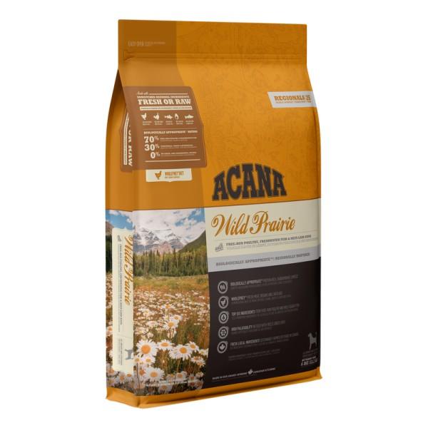 Begrūdis šunų maistas ACANA Wild Prairie 2kg