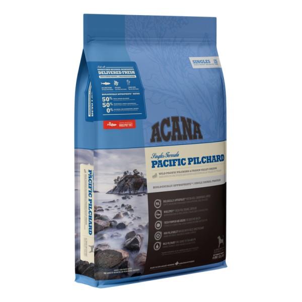 Acana Pacific Pilchard begrūdis hipoalerginis maistas šunims 2kg