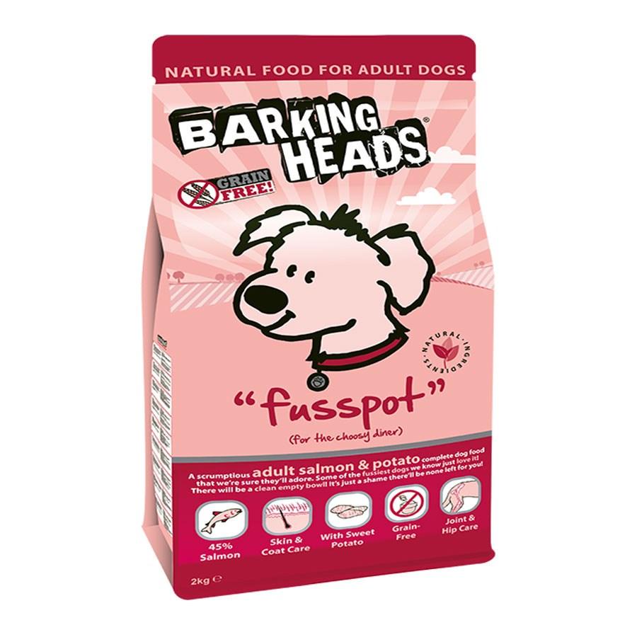 Barking Heads Fusspot 2kg.