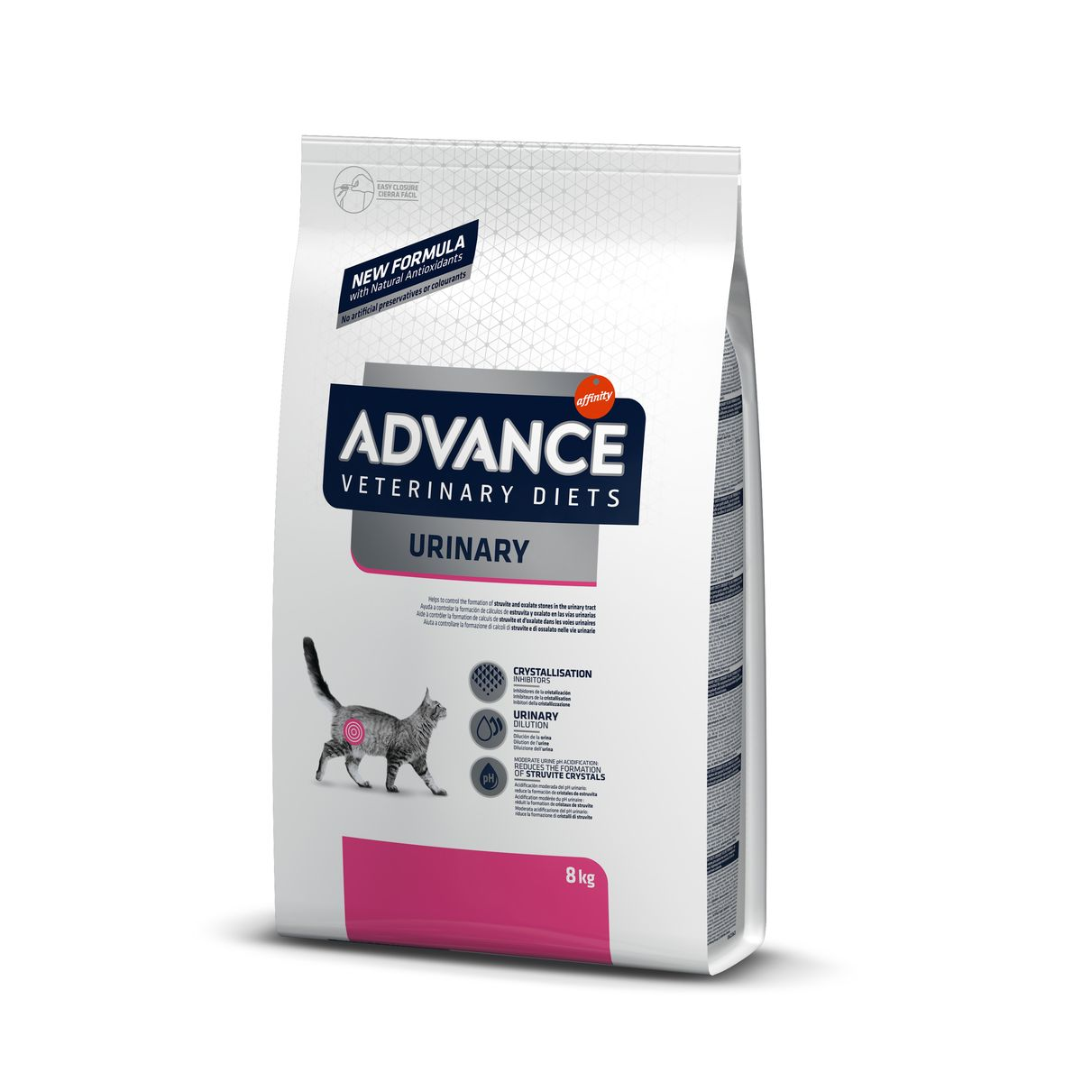 Advance Urinary formula 8kg.