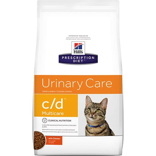 Hills Prescription Diet Feline c/d 5kg.