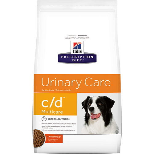 Hills Prescription Diet Canine c/d 5kg.