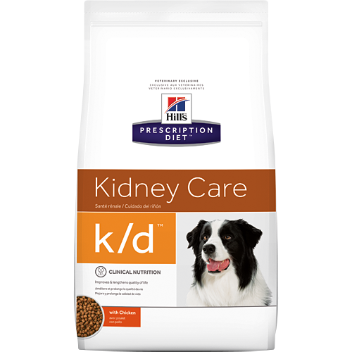 Hills Prescription Diet® Canine k/d 5kg.