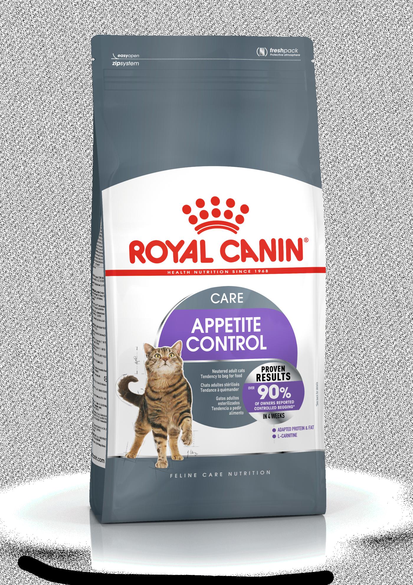 Kačių maistas Royal Canin APPETIT CONTROL Sterilised 2kg.
