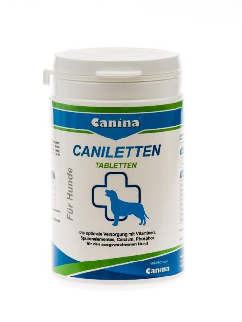 CANINA CANILETTEN 500tab/ 1000gr.