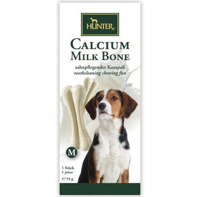 Hunter Calcium Milk Bone Medium 10 cm