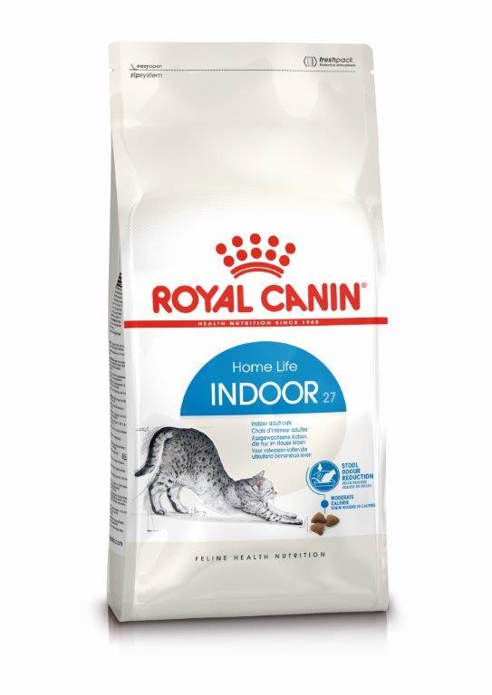 Kačių maistas Royal Canin Indoor 10kg.