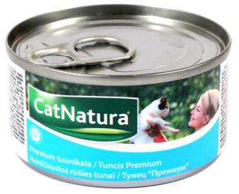 Cat Natura Premium tunas   85gr