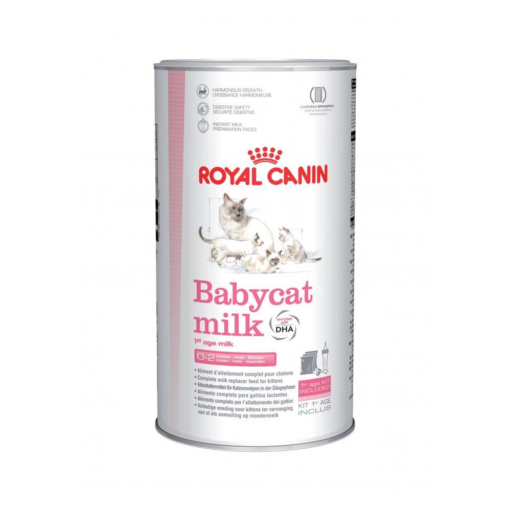 Royal Canin Babycat milk pieno pakaitalas kačiukams 300gr