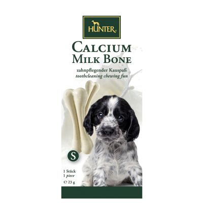 Hunter Calcium Milk Bone Small 7,5 cm