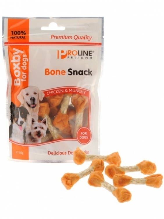 Boxby Bone Snack 100g.