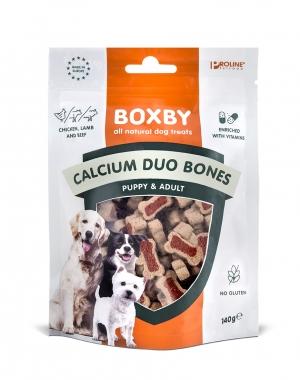 Boxby Puppy Calcium Bones 100g.