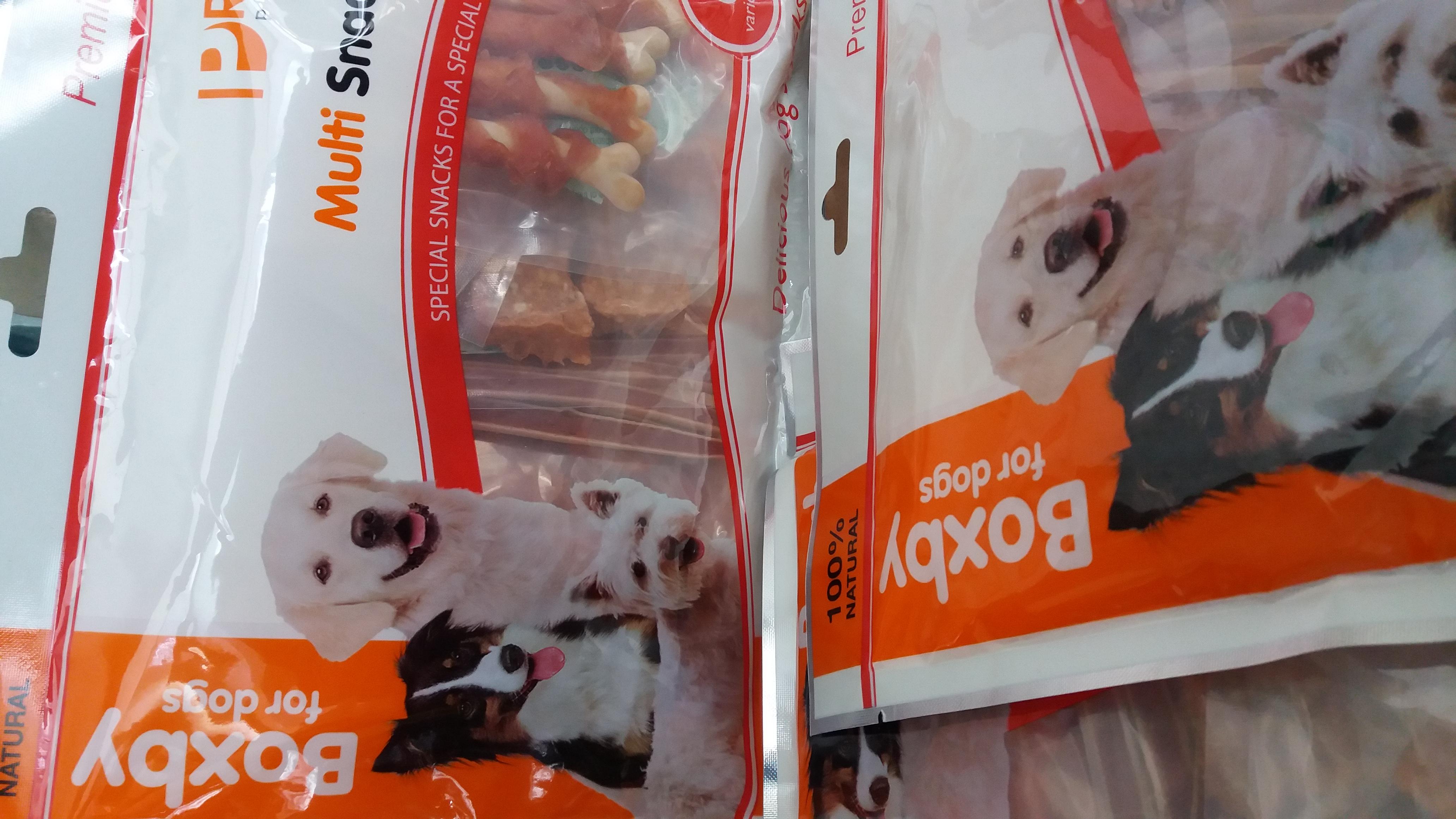 Boxby Multi snacks Pack  6x25gr