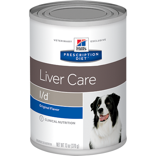 Hills Prescription Diet® Canine L/D hepatic 370gr