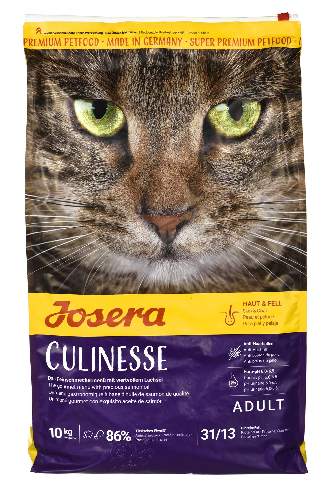 Kačių maistas Josera Culinesse 10kg.