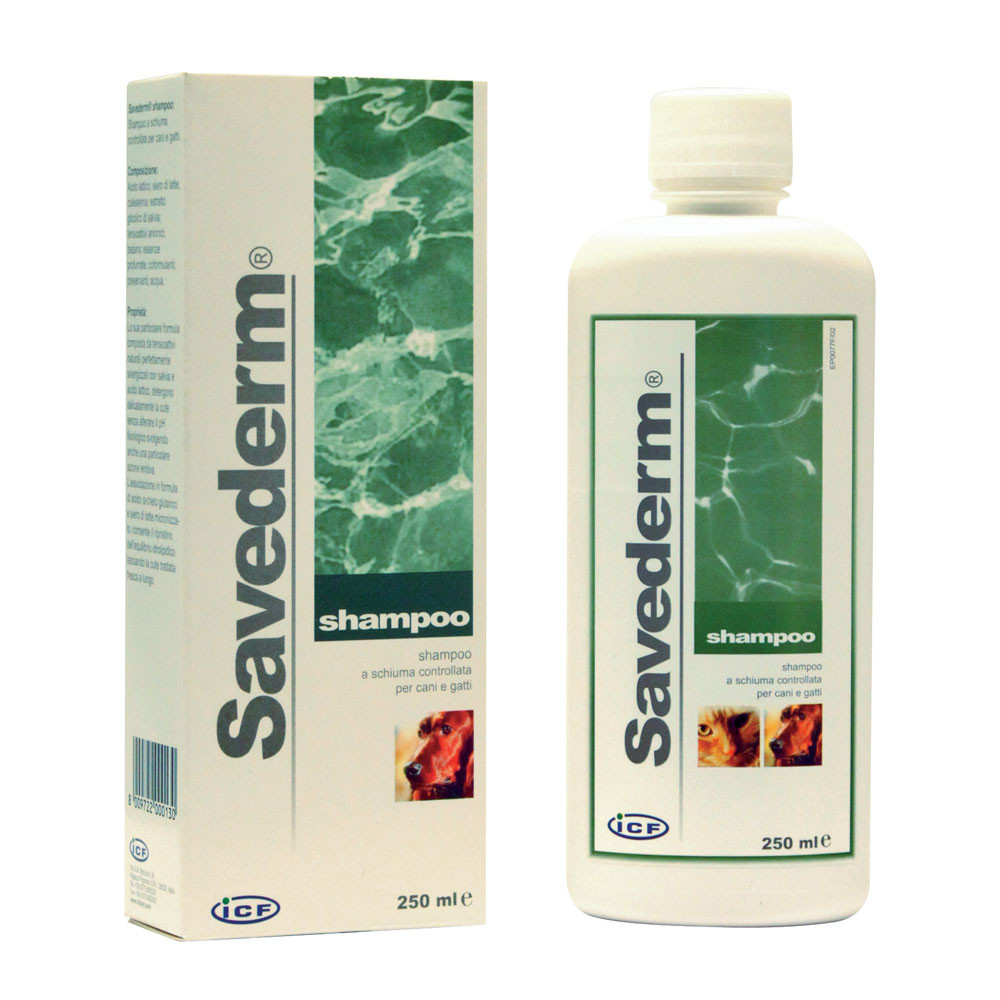 Savederm Shampoo 250 ml