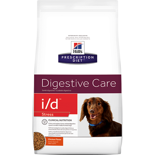 Hills Prescription Diet® Canine i/d Stress Mini 1,5kg.