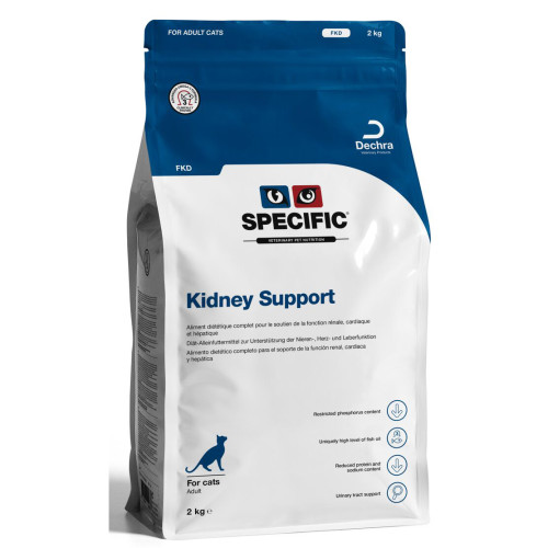 Specific FKD KIDNEY SUPPORT 2kg.