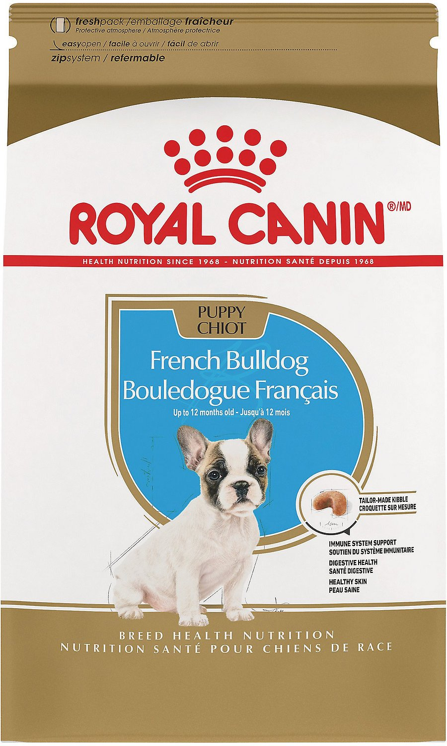 Šunų maistas Royal Canin French Bulldog JUNIOR 3kg.