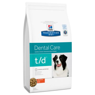 Hills Prescription Diet t/d Canine 3 Kg