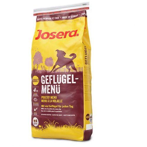 Josera Poultry-Menu 15kg.