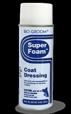 Bio Groom Super Foam kailio priežiūros priemonė šunims